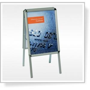 Zákaznický poutač Custeas A2 (420 x 594 mm)