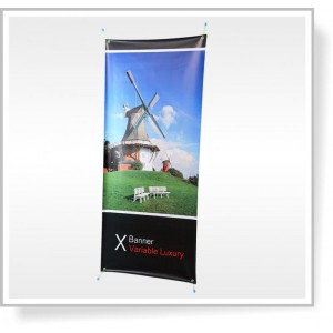 X-Banner Variable Luxury